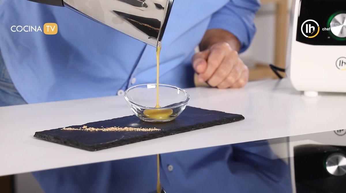 Salsa de Mostaza con miel