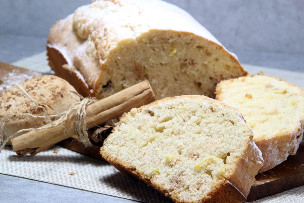 Torta de mantecados