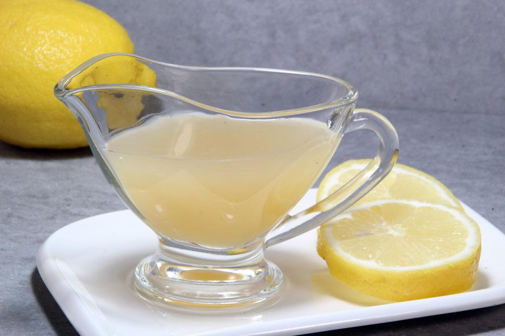 Salsa de limón